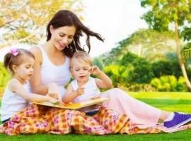 Коли та як читати дитині книги