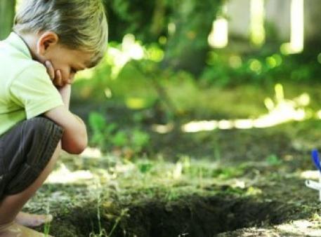 Як розповісти дитині про смерть
