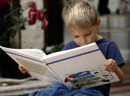Розвиток навичок читання у дошкільників