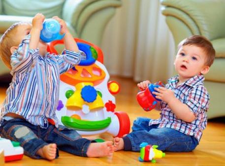 Як під час гри розпочтати навчання дитини