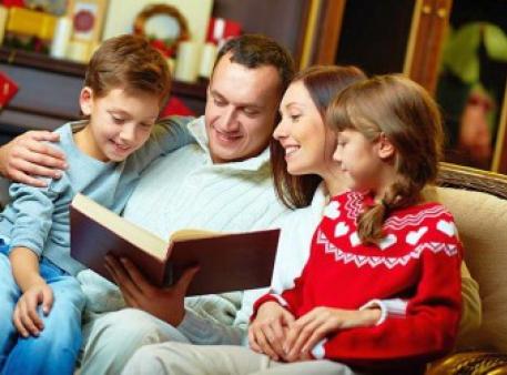 Як зблизитися з дитиною через розповідь