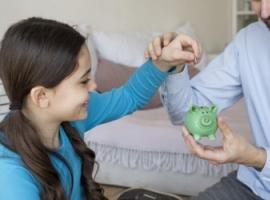 Як навчити дітей фінансової грамотності