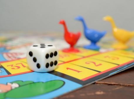 Розвивальні настільні ігри для дошкільнят
