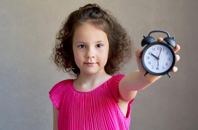 25 способів навчити дитину керувати своїм часом