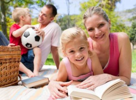Цільове виховання – гармонійна сім'я