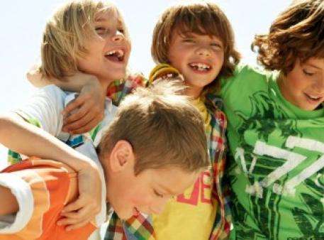 Як прищепити дітям соціальні навички