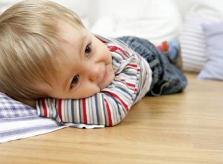 Як укласти дитину спати без сперечань