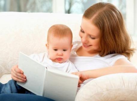 Розвиваємо основи читання й письма з народження