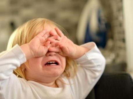 Істерики в дітей: поради батькам