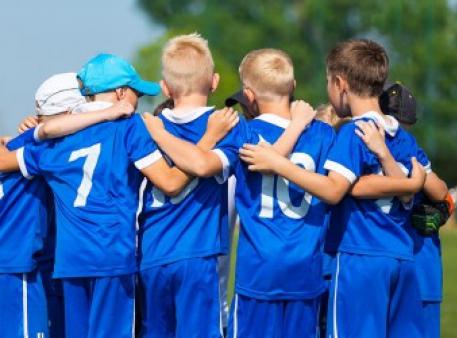 Уроки спортивної поведінки для дітей