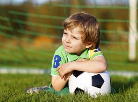 Як юним спортсменам подолати страх невдачі