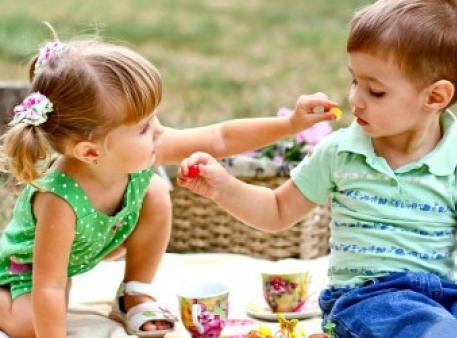 Важливі життєві навички для ваших малюків