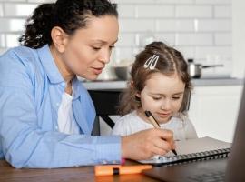 Дитина не любить писати: що робити?