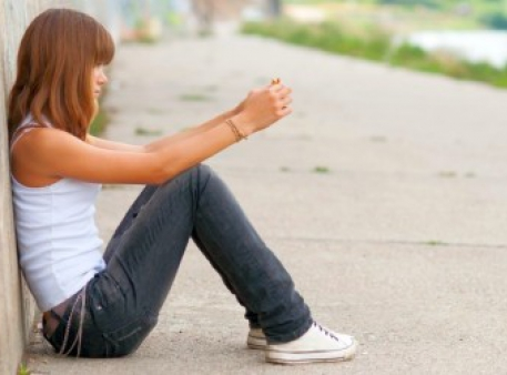 Виражений стресовий стан підлітків