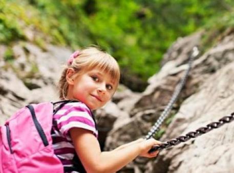 Як виховати сильну духом дитину