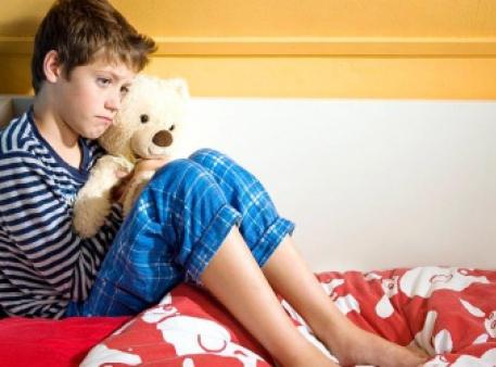 Вплив стресу на головний мозок дитини