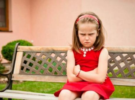 Як управляти проявами гніву в дитини