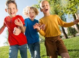 Літні командні ігри для дітей
