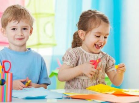 Ідеї для підготовки малюків до дитячого садка