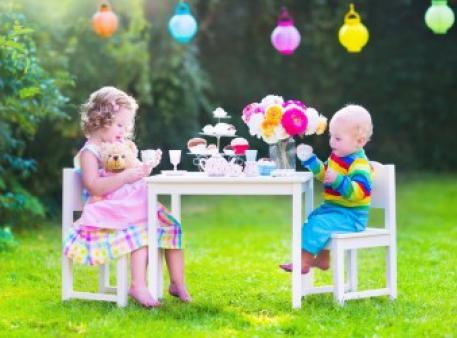 Як навчити вашого малюка хороших манер