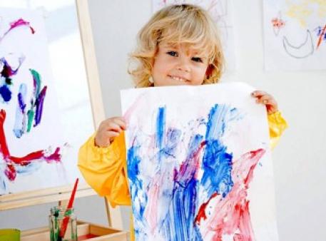 Як спонукати дитину до творчості
