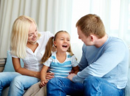 Як створити довірливі стосунки з дитиною