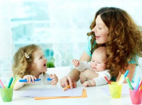Як навчити дитину писати?