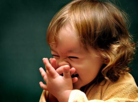 Як розвинути в дитини почуття гумору