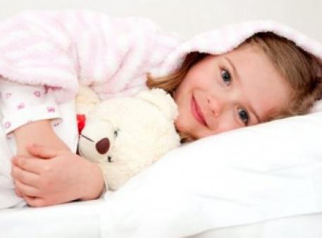 Сон і ваш маленький дошкільник
