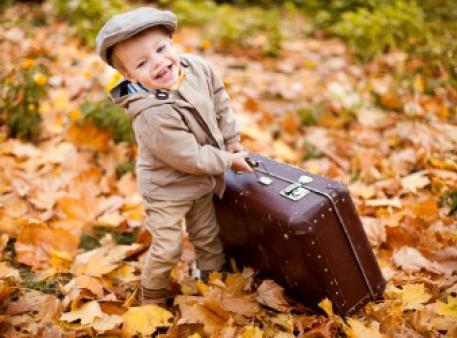 Як підготувати дитину до переїзду в інше місце