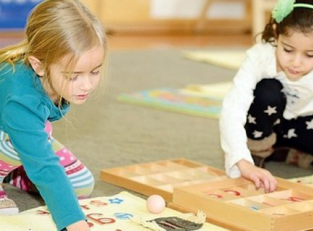 Метод Марії Монтессорі для дошкільнят (частина 1)