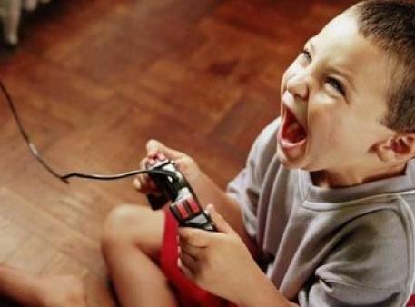 Агресивна дитина: звикання до агресії
