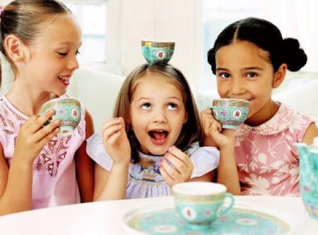 Необхідні правила етикету для дітей