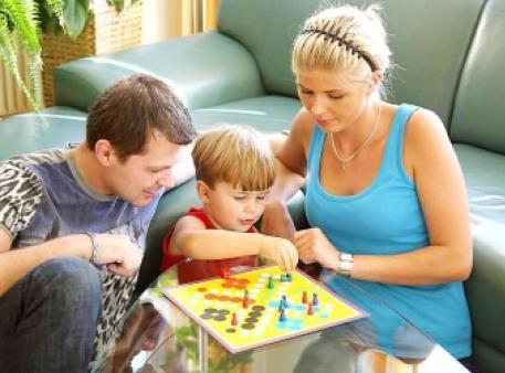 Ігри на розвиток для дітей від 2 до 5-ти років