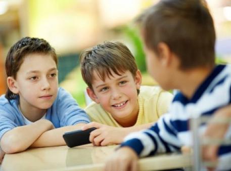 Товариськість як фактор удачі для дітей