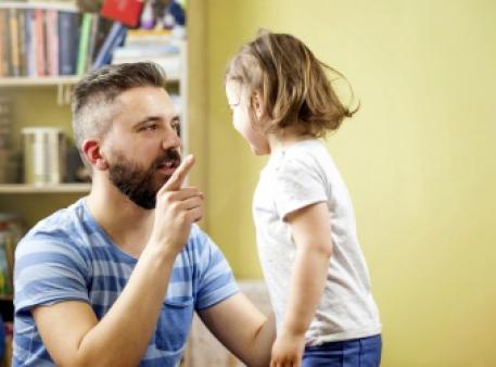 Дисциплінуємо дитину ясельного віку