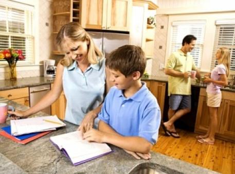 Значення сімейного розпорядку дня й тижня