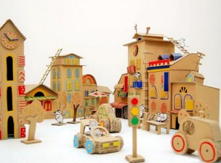 Ідеї розвивальної творчості для малюків