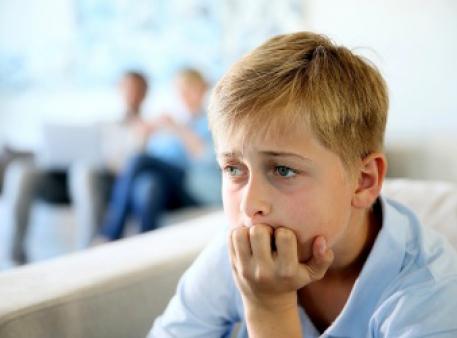 Як працювати з хвилюванням і тривогою дитини