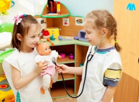 Користь рольових ігор для розвитку дітей