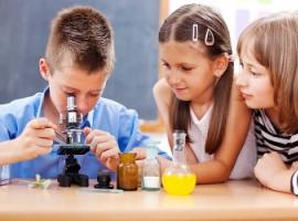 Як надихнути й зацікавити дитину наукою