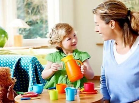 Навчання дитини бажаної поведінки