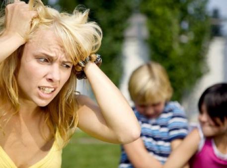 Як батькам контролювати свій гнів