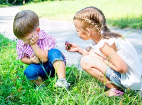 Учимо дітей конструктивно вирішувати конфлікти