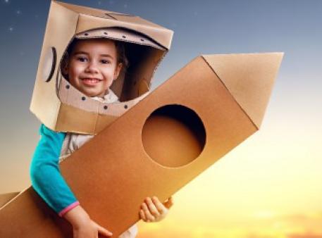 Як розвинути уяву вашої дитини