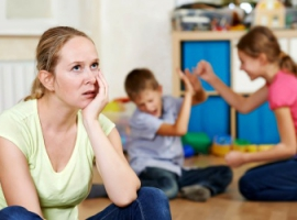 Як батькам справлятися зі стресом