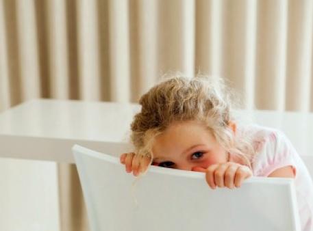 Як допомогти сором'язливій дитині