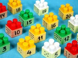 Математичний конструктор для дитячої гри