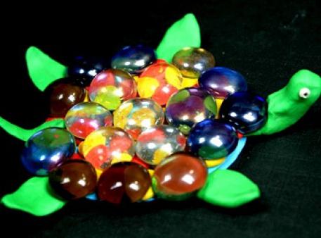 Пластилінова мозаїка: три ідеї для гри