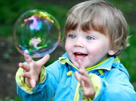 Особливості розвитку дитини 3–4-х років